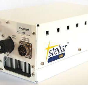 E2V Stellar STA3318 Series